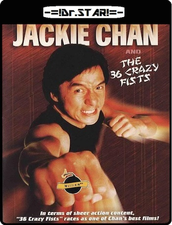 Jackie Chan And The 36 Crazy Fists 1977 Dual Audio Hindi Movie Download