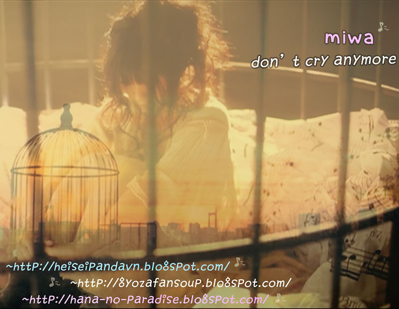 Heisei Panda Fansub - Hey! Say! JUMP Fansub: [Vietsub - Kara] [PV] Don't cry anymore ...
