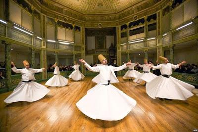 Image result for tari sufi turki