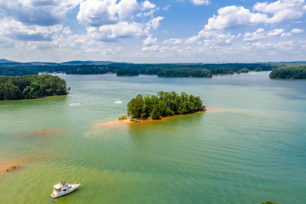 Fishing in Lake Lanier - Variety And Quantity