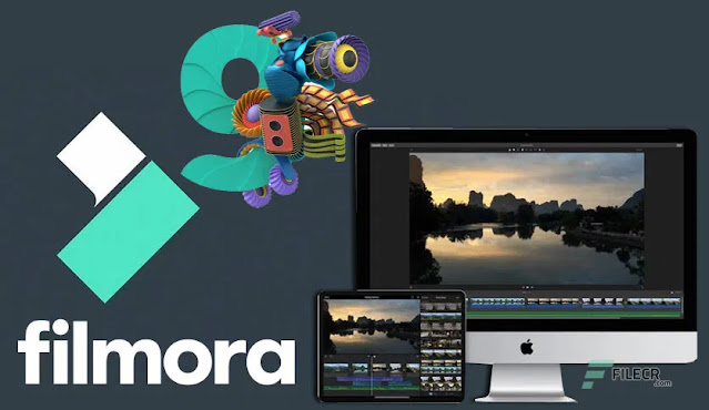 Free Download Wondershare Filmora X v10 for macOS