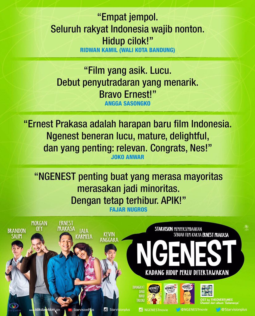 Review film Ngenest