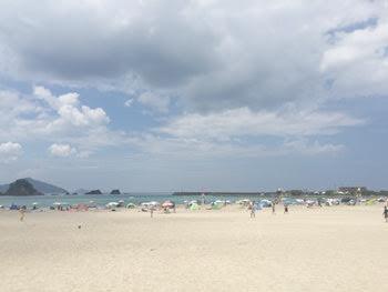 2015 和田浜海水浴場