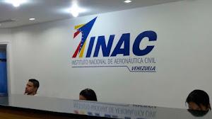 Rutas que se cancelan en la semana radical según comunicado del INAC