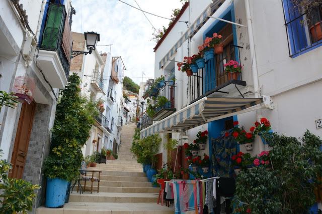 Alicante little houses