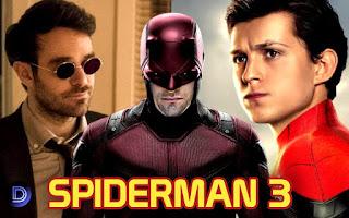 MCU Spider-Man 3 Charlie Cox's Daredevil Shooting Already Done