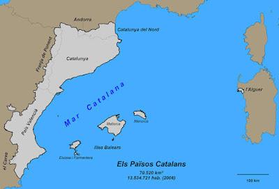 """Estos son los famosos """"Paisos Catalans""""..."""
