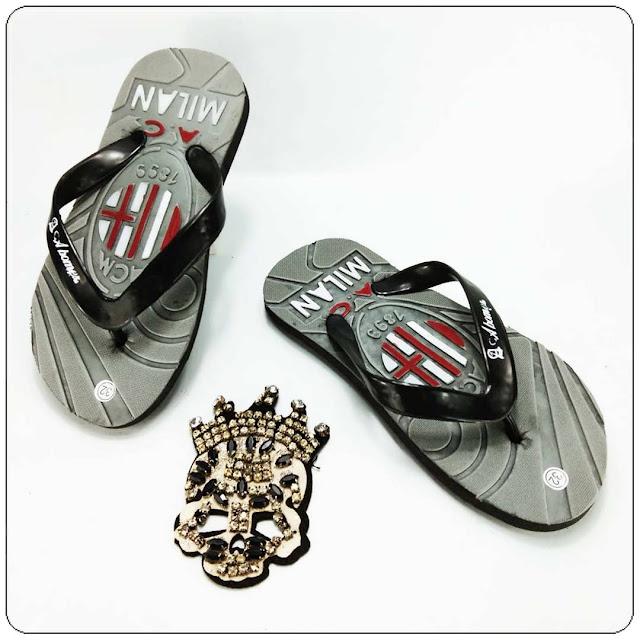 Sandal Anak Cowok Termurah dan Terlaris| AMX Club Bola TG| 0858 6085 4424