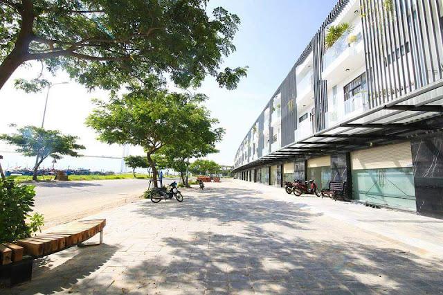 Nhà phố xây sẵn tại Marina Complex Đà Nẵng