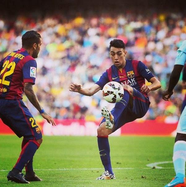 Fc Barcelona vs Granada C.F 2014-2015 ~ Fc Barcelona Photo