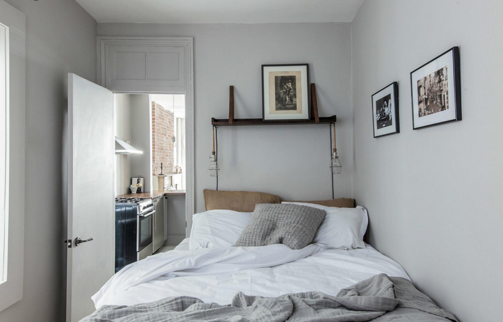 Desain Kamar Tidur Sederhana Minimalis Sobat Interior Rumah
