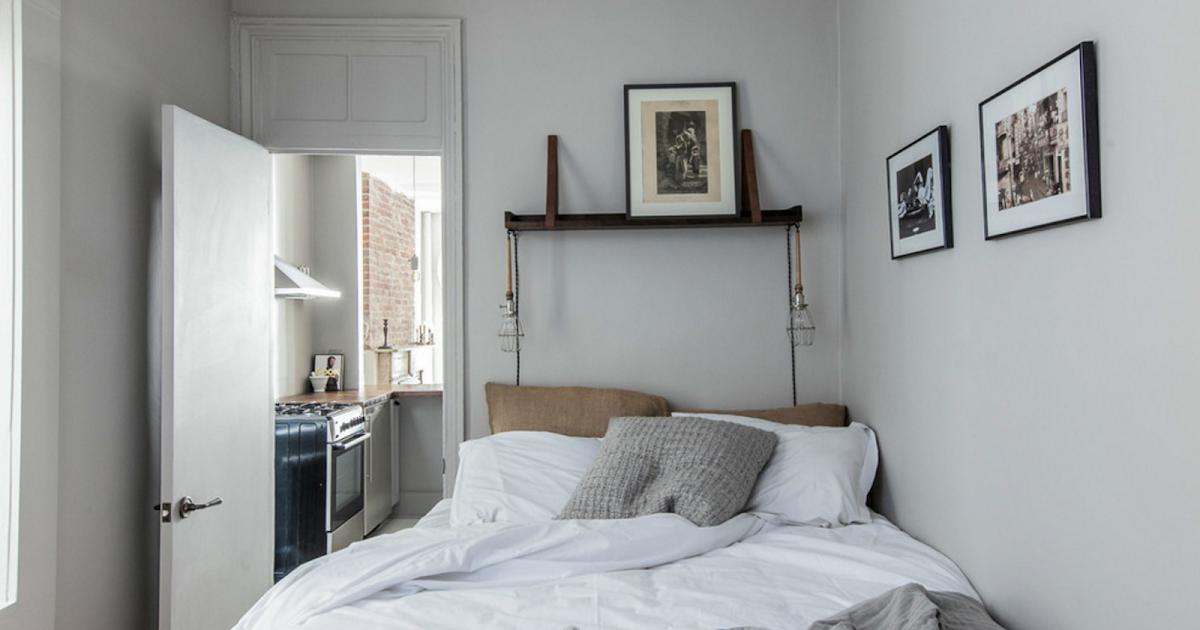 Desain Kamar Tidur Sederhana Ukuran 3x2  desain kamar tidur remaja perempuan minimalis sederhana