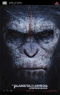 Película El planeta de los simios: Confrontación