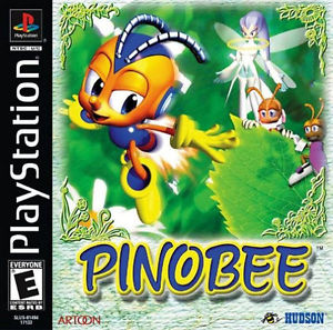 Pinobee - PS1 - ISOs Download