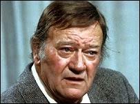 John Wayne lo tuvo en silencio