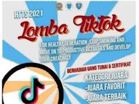 [GRATIS] Lomba Video TikTok 2021 di Unud