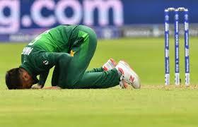 ICC क्रिकेट विश्व कप - 2019: जब अंपायर उल्लास के लिए बुलाओ!