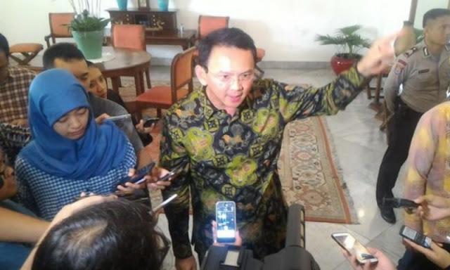 Lihat Fakta Ahok Ngamuk ke Wartawan, Bandingkan dengan Kritik Prabowo soal Liputan Reuni 212