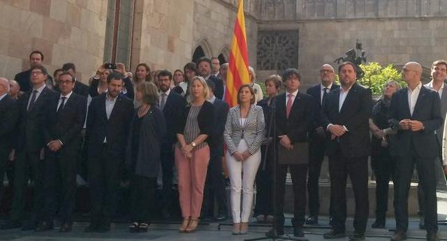 El referéndum soberanista en Cataluña se celebrará el próximo 1 de octubre
