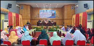 Kunjungi IAIN Batusangkar, Rektor Sambut Hangat Kedatangan Maahad Muhammadi Perempuan Kelantan Malaysia