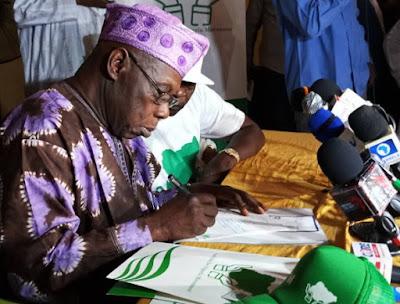 obasanjo third force deceive nigerians