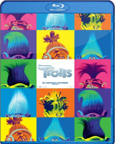 Trolls [2016] [BD50] [Latino]