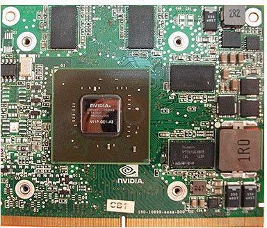 Nvidia GeForce 300Mシリーズ(ノートブック)ドライバーのダウンロード