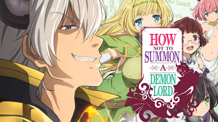 Anime Like How Not To Summon A Demon Lord