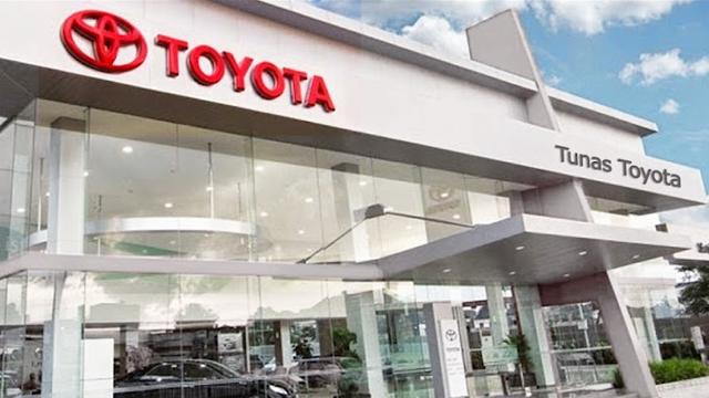 Lowongan Kerja Marketing Executive Tunas Toyota Cilegon