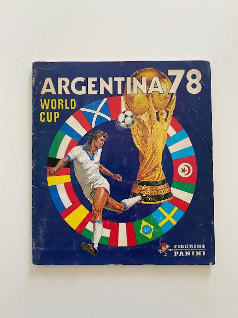 album panini argentina 78