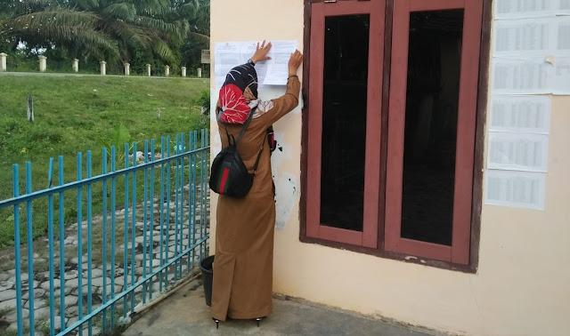 Rekrut Panwaslu Desa Tambun Arang Belum Diminati