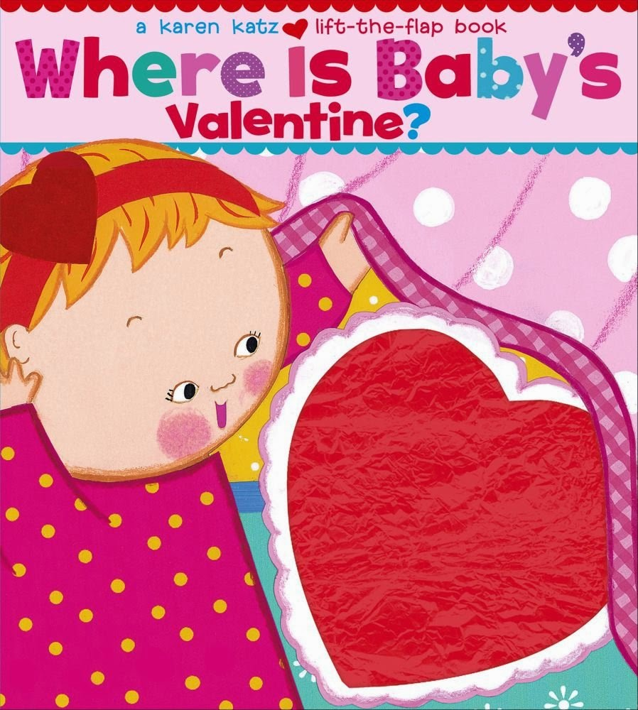Where is Baby's Valentine? part of children's book review list about Valentine's Day