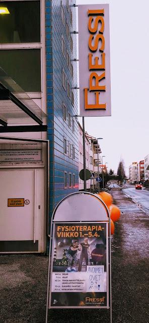 Mikä on hyvä kuntosali Oulussa valitse Fressi