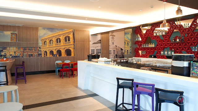 Harmony Restaurant & Bar 宜必思尚品普吉島城市酒店 - ibis Styles Phuket City