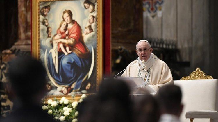 Paus Fransiskus: Kita Diciptakan untuk Mewujudkan Impian Tuhan