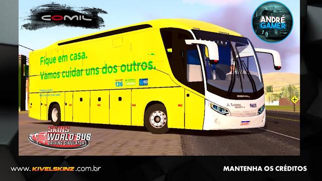 COMIL 1200 4X2 - VIAÇÃO JL TURISMO RIO