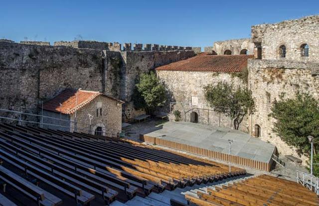 Άρτα: Απάντηση Του Δήμου Αρταίων, Σχετικά Με Την Λειτουργία Του Μικρού Θεάτρου Στο Κάστρο Της Άρτας