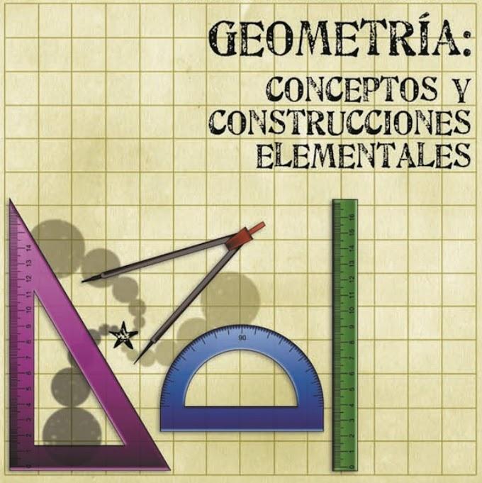 Geometría - Algo de Matemáticas