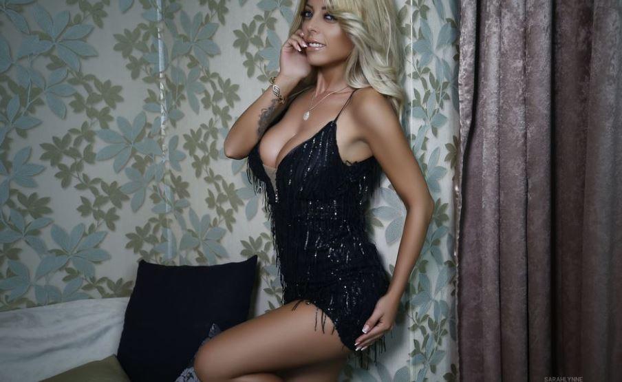 SarahLynne Model GlamourCams