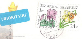 Stamps of Czech Republic