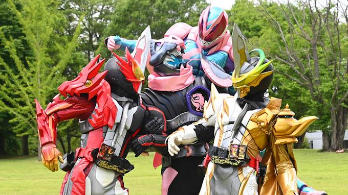 Kamen Rider Saber Special Issue Subtitle Indonesia