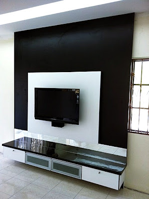 Pelbagai Design Menarik Untuk Tv Cabinet Di Rumah Anda Harga Bergantung Kepada Material Yg Ingin Digunakan Kualiti Terjamin Hiasi Ruang Tamu