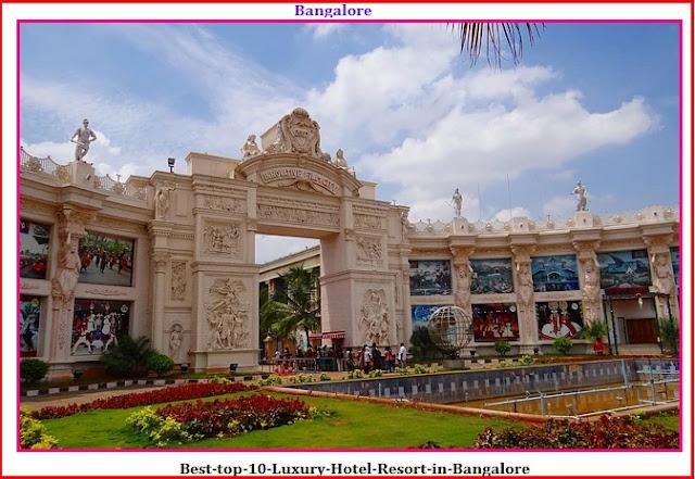 Best-top-10-Luxury-Hotel-Resort-in-Bangalore