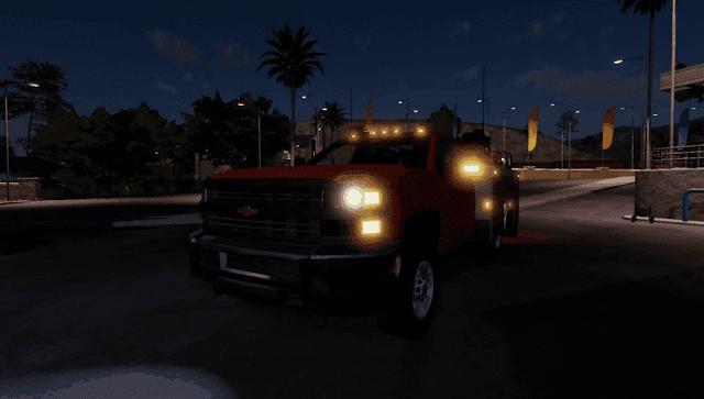 FS19 C&J Chevy 2500/3500HD Service Truck v1.0
