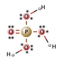 lewis ácido fosfórico