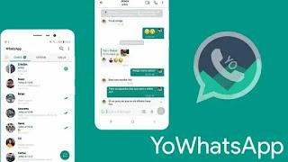 تحميل تطبيق يو واتساب YoWhatsApp ضد الحظر اخر اصدار للاندرويد