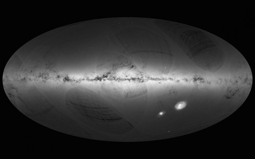 discount new appearance closer at Samanyolu galaksisinde 1 milyardan fazla yıldız haritalandı ...