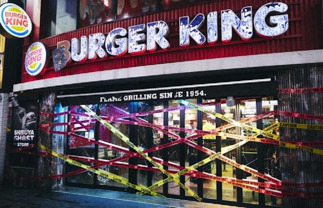 Burger King Shibuya