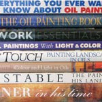 The Best Books about Oil Painting