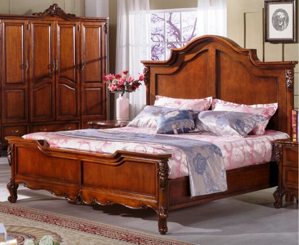Discount king bedroom furniture sets home furniture for Cheap bedroom packages